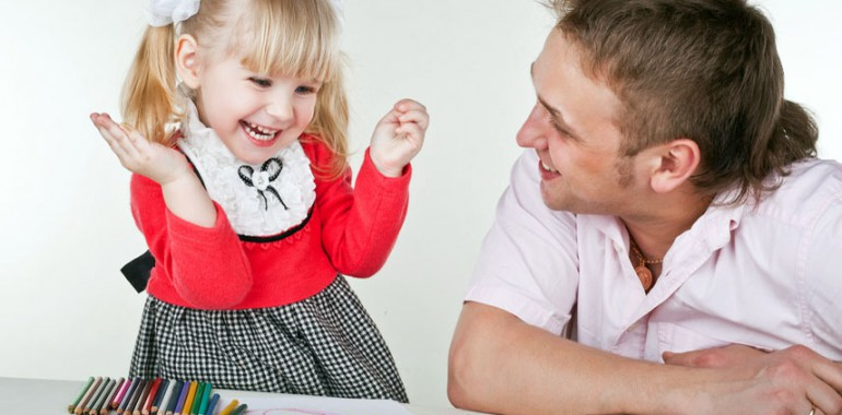 Руслан Нарушевич. Как отцу выразить свою любовь к дочери